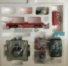 HAWTHORNE VILLAGE Budweiser Holiday Express BEER WAGON + BACHMANN 46605A **READ
