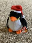 Ty Beanie Baby Zero MWMT Penguin 1998 Retired Vintage Rare Collectible w/ Tags