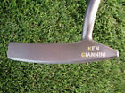 KEN GIANNINI LONG NECK PROTOTYPE MILLED Golf Putter BLACK PING PINGMAN GRIP