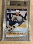 2006-07 UD S1 Phil Kessel Young Guns Rookie Rare Graded BGS 10 PRISTINE