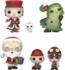 Funko Pop!: Bundle of 4: Holiday Town - Santa Claus, Mrs Claus, Mayor Patty...