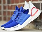 Adidas UltraBOOST 19 m New Mens Ultra Boost Running Shoe Red White Blue