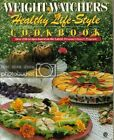 Weight Watchers Healthy Life Style Cookbook Recipes Diet PB 1991