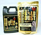 SBKS COMBO PACK LIQUID GOLD 32 oz Option to add GOLD DUST PRO 30 Servings