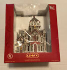 NIB Lemax Village Collection St. Stephen's Church Lighted Building