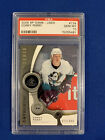 COREY PERRY PSA 10 2005-06 SP GAME USED ROOKIE CARD # 999 POP 2 !!