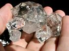 LARGE WATER BUBBLE CLUSTER 55x67 mm 87 gram NY Herkimer Diamond Crystal SH22