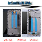 For Xiaomi Mi A1 5X LCD Display Touch Screen Digitizer Replacement + Frame Glass