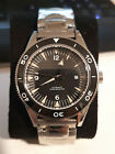 41mm ETA 2824-2 Taucheruhr Stil Sea Master Swiss Made automatic dress diver lume