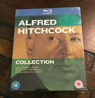 Alfred Hitchcock Collection Blu ray Discs New Sealed