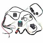 Complete Electric Start Engine Wiring Harness CDI Coil Wiring 50cc 110cc 125cc