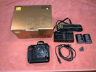 Nikon D D3s 121MP Digital SLR Camera Black Body Only USA Body