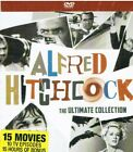 Alfred Hitchcock The Ultimate Collection 17 DVD Box Set New Free Shipping