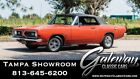 1968 Plymouth Barracuda Burnt Orange 1968 Plymouth Barracuda Convertible 318 V8 3 Speed Automatic Availa