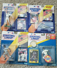 STARTING LINEUP ACTION FIGURE NEW - JACKSON, KEN GRIFFEY JR, WILL CLARK, CANSECO