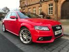 2010 60 AUDI A4 AVANT 20 TDI S LINE 170 MANUALPAN ROOF FSH LEATHER1 OWNER