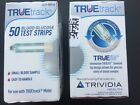 TRUEtrack Blood Glucose Diabetic Test Strips 100 Count,  Exp: 07/2020