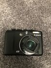 CANON POWER SHOT G9 UNTESTED NO BATTERY, CHARGER OR ACCESSORIES