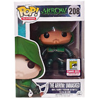 Funko Pop! Arrow - The Arrow Unmasked SDCC 2015 Exclusive Pop! Vinyl Figure