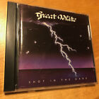 GREAT WHITE - Shot In The Dark CD Early US Pressing 1986 RARE & OOP 80's Rock !!