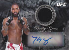 2014 Topps UFC Bloodlines Trading Cards 23