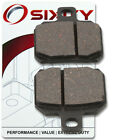 Front Ceramic Brake Pads 2004-2005 Derbi GPR50 Nude Set Full Kit  Complete dv