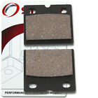 Rear Organic Brake Pads 1995-1996 Moto Guzzi 1100 California I Set Full Kit  fl