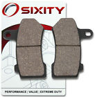 Rear Ceramic Brake Pads 2008-2013 Harley Davidson VRSCDX Night Rod Special tt
