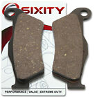 Front Organic Brake Pads 2008-2010 BMW G450X Set Full Kit  Complete ob