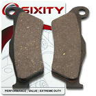 Front Organic Brake Pads 2007 ATK 450 Enduro Set Full Kit  Complete hd