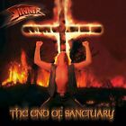 Sinner - End Of Sanctuary (CD Used Very Good)