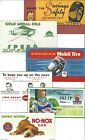 6 Advertising Blotters for - Oil - Tires - Gas - CBS News