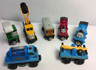 Thomas Train Wooden Railway Lot Rheneas Alfie Butch Clarabel Handcar Sweeper