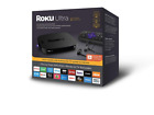 Roku 4k Media Streamer and Remote Control and HDMI Cable