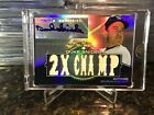 Duke Snider 2012 Triple Threads Relic Auto #05 18 Los Angeles Dodgers 2x Champ