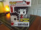 🔥Funko Pop! ANIMATION BETTY BOOP WITH PUDGY #421 Entertainment Earth CHASE