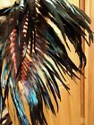 Native American headdress Turquoise One Size