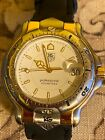TAG HEUER Professional S 6000 Gold And Stainless S.
