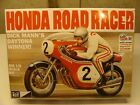 MPC  1/8  SCALE HONDA ROAD RACER MOTORCYCLE  PLASTIC MODEL KIT. SEALED-NIB