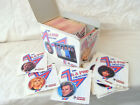 Rare 1980 Panini The Rock & Pop Sticker Collection box lot New Old Stock