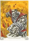 2018 Upper Deck Marvel Masterpieces Trading Cards 21