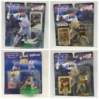 LOT 4 Starting Lineup MLB Ken Griffey JD Drew Kevin Millwood Mark McGuire NEW