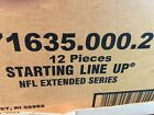 1999 NFL Extended Series Starting Lineup Full Case, 12 Figures Total