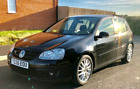 LARGER PHOTOS: 2006 Black Volkswagen Golf 1.4 GT TSI (170ps) 6 Speed Manual - 12 MOT