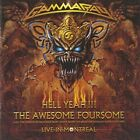 Gamma Ray - Hell Yeah: Live In Montreal (CD Used Very Good)