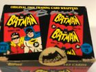 Topps Batman 1966 Deluxe Reissue Edition all 3 series 143 cards 1989 Autograph