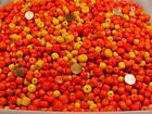 4 Pounds Assorted Shapes Sizes  Colors India Handmade Glass Beads Wholesale Lot