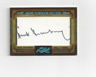 HANK GREENBERG 2005 Playoff Prime Cuts CUT SIGNATURE AUTO HOF #18 43 TIGERS