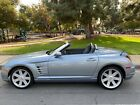 2005 Chrysler Crossfire Luxury Convertible below $5000 dollars