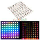 64 Bits 8x8 Full-color Led Rgb Matrix 5050 Ws2812 Lamp Driver Board For Arduino